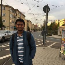 Ajay Aravind Brugerprofil