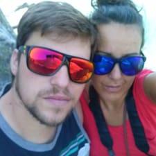 Profil utilisateur de Ivone & Bruno