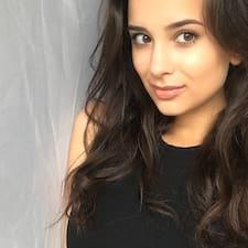 Profil utilisateur de Izabella