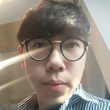 Profil utilisateur de Woojoong