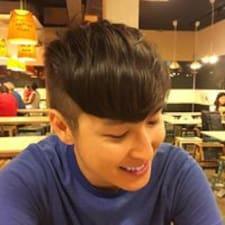 Profil utilisateur de Ji Wei