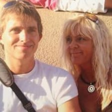 Henkilön Britta+Wilfried käyttäjäprofiili