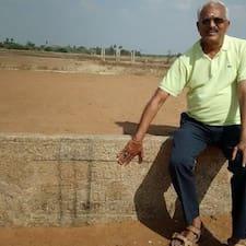 Profil korisnika Arunagiri