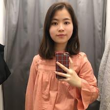 曦予 - Uživatelský profil
