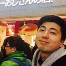 Profil utilisateur de Dongwoo