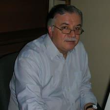 Héctor Alberto Cabo Martínez felhasználói profilja
