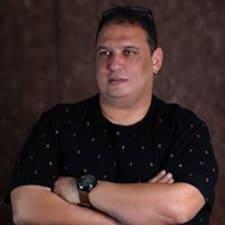 Henkilön Júnior käyttäjäprofiili