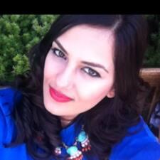 Profil utilisateur de Banafsheh