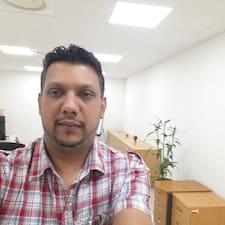 Profil Pengguna Anil