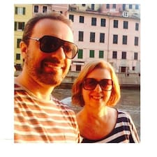 Claudio & Vera - Uživatelský profil