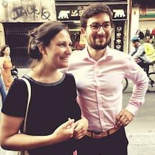 Pauline & Romain的用戶個人資料