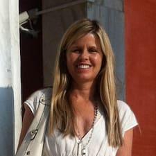 Användarprofil för Rachel