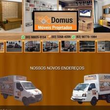 Domus Móveis felhasználói profilja