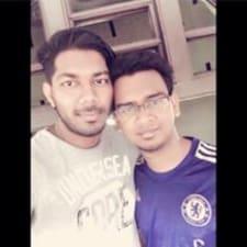 Profil utilisateur de Chandran