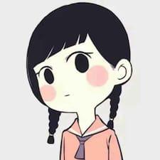 靖婷 - Uživatelský profil