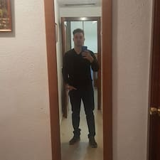 Profil utilisateur de Lázaro