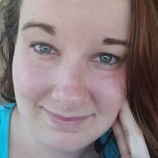 Maxine felhasználói profilja