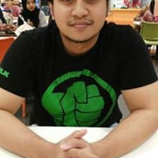 Syamimi User Profile