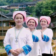 江边姐妹 Juhua, Yanxue & Yanhui