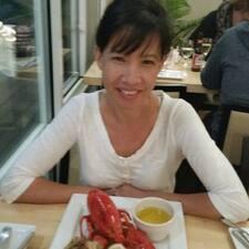 Thanh Thuy felhasználói profilja