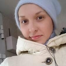 .Ирина felhasználói profilja