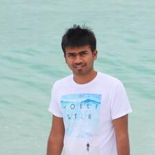Perfil do usuário de Sai Praveen