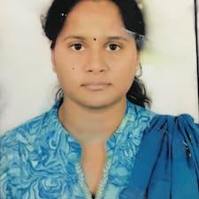 Profil utilisateur de Manjusha