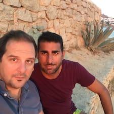 Shaham & Yorgos felhasználói profilja