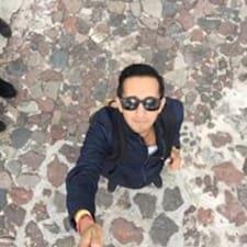 Användarprofil för Alejandro