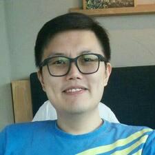 Perfil do utilizador de Min Shen