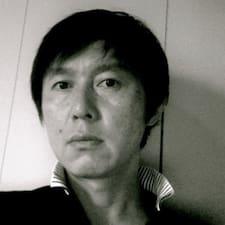 Ichikawa felhasználói profilja