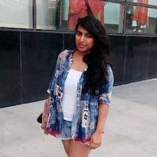 Profil utilisateur de Aayushi