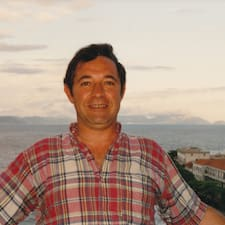 Eduardo felhasználói profilja