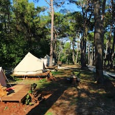 Camp Dvor Brukerprofil