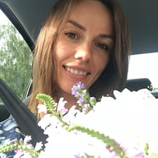 Användarprofil för Natalia
