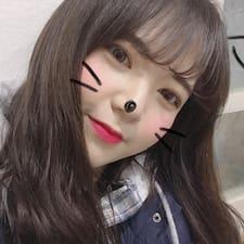 Perfil do utilizador de 수민