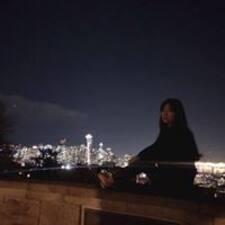 해주 felhasználói profilja
