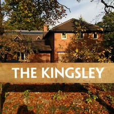 Perfil do utilizador de The Kingsley