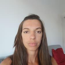 Profil utilisateur de Cyrielle