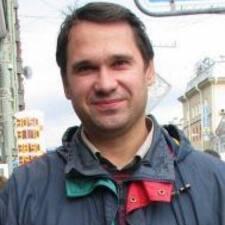 Profilo utente di Sergey