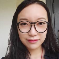 Användarprofil för Qing