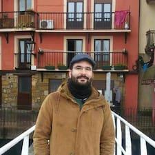 Óscar - Uživatelský profil
