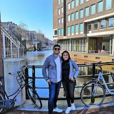 Carlos & Tania Brukerprofil