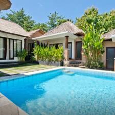 Villa Santai Bali Brukerprofil