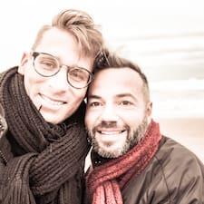 Profilo utente di Philippe & Cédric