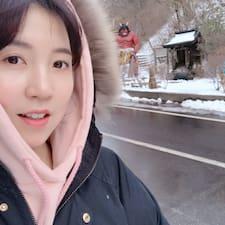 Perfil do utilizador de Jeewon