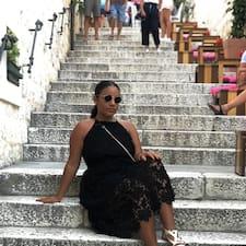 Carmelinda felhasználói profilja