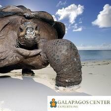 Gebruikersprofiel Galapagos