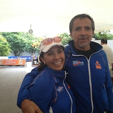 Patricia Y Felipe User Profile