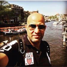 Perfil do usuário de Abdel Fettah